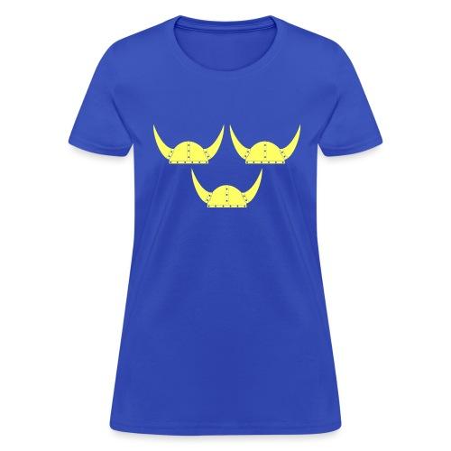Tre Hjälmar Double-Sided T-Shirt - Women's T-Shirt