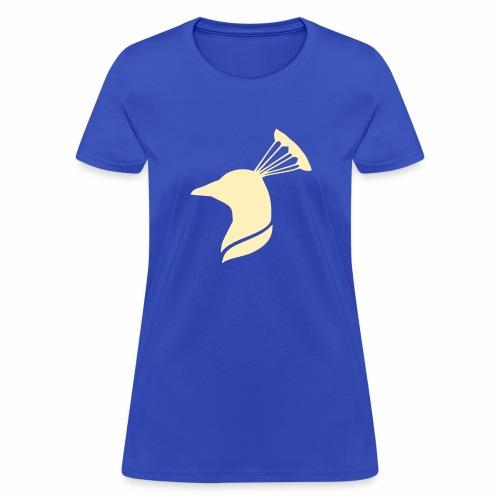 Majestic Peacock - Women's T-Shirt