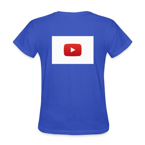 YouTube social icon2 jpg - Women's T-Shirt