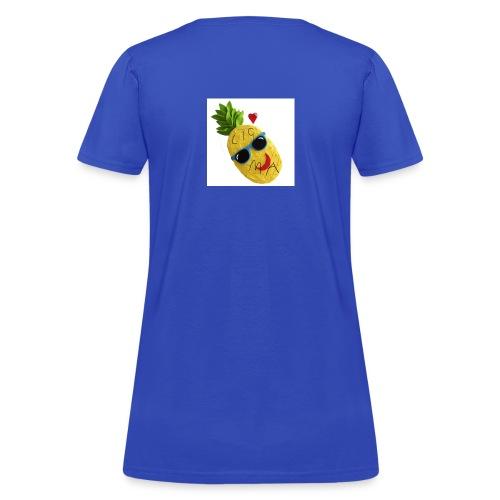 toot to ligma pineapples - Women's T-Shirt