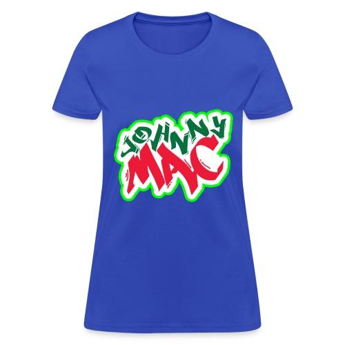 Johnny Mac - Women's T-Shirt