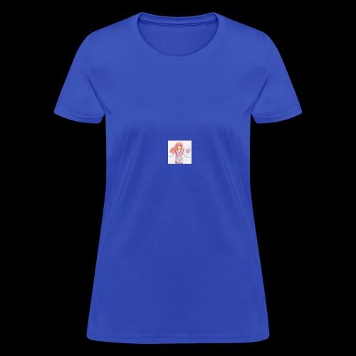girl agu - Women's T-Shirt