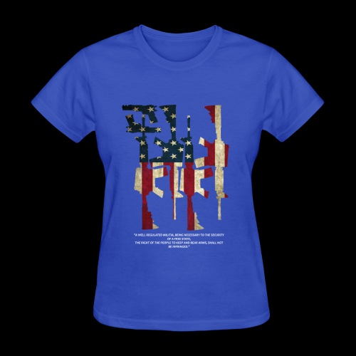 The 2nd Right is Best Right - Women's T-Shirt