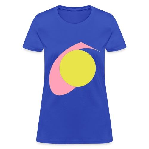 Curves - Women's T-Shirt