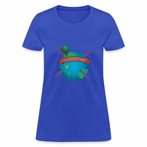 LIBERTAS - Women's T-Shirt