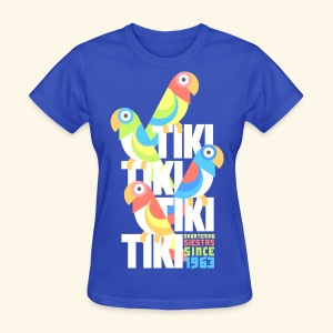 Tiki Room - Women's T-Shirt