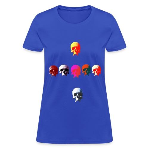 skull cross - Women's T-Shirt