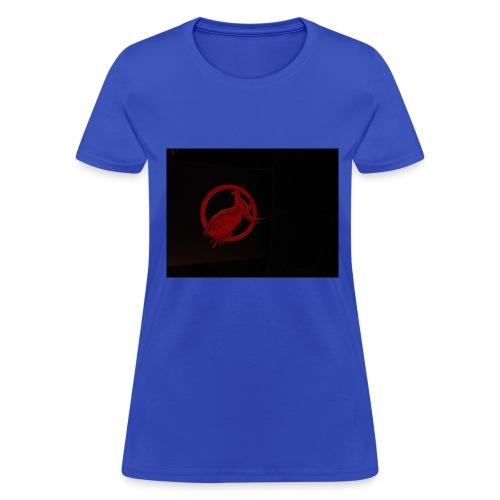 Catching fire - Women's T-Shirt