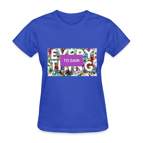 All or Nothing Tee - Women's T-Shirt