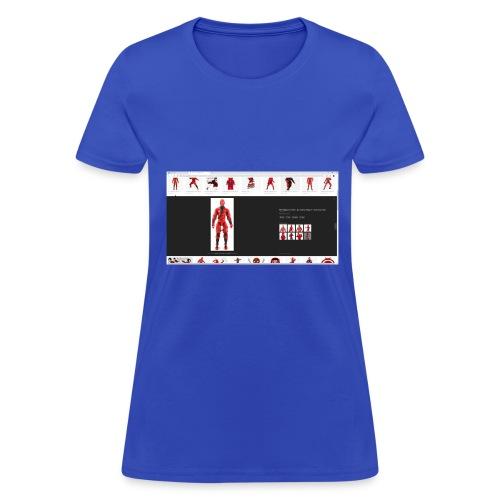 redninjaarmy - Women's T-Shirt