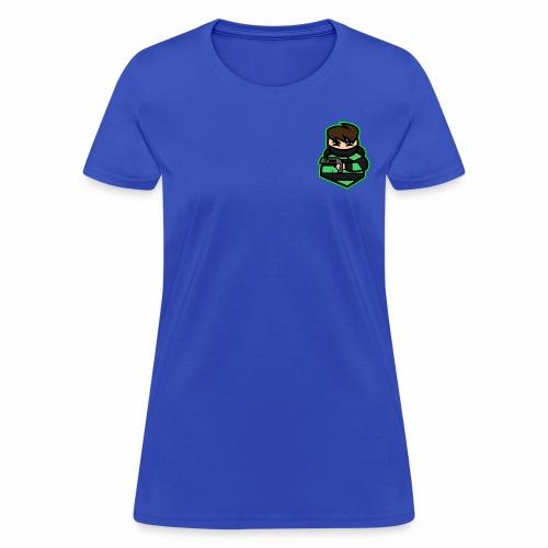 Human Mascot - Women's T-Shirt