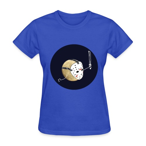 Dark side of the moon - Women's T-Shirt
