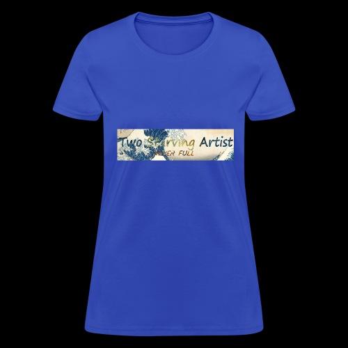 Kanagawa - Women's T-Shirt