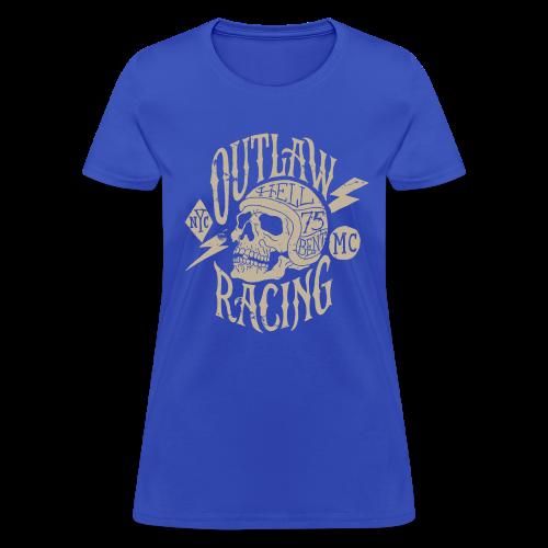 Outlaw Racing - Women's T-Shirt