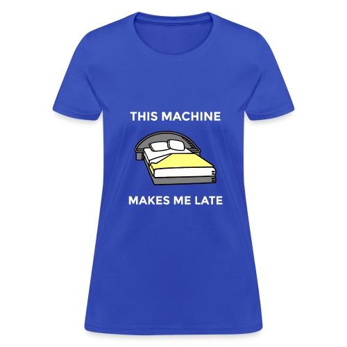 Machine - Women's T-Shirt
