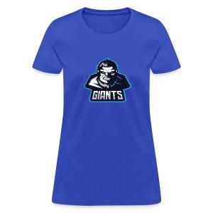 Giants eSports - Women's T-Shirt