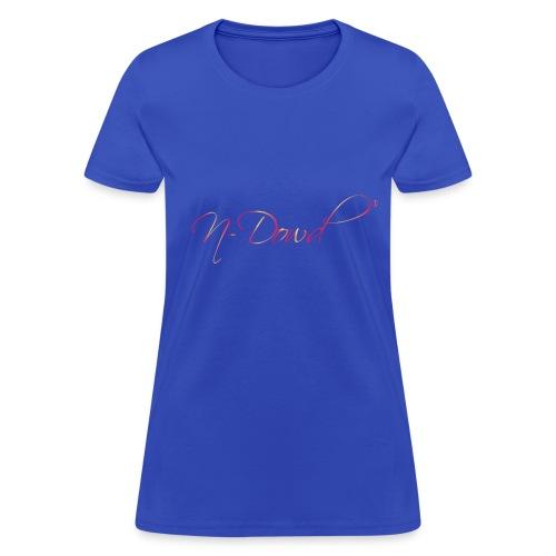 N-Dowd Brand Name - Women's T-Shirt
