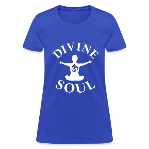 TE QAL 32DivineSoul - Women's T-Shirt