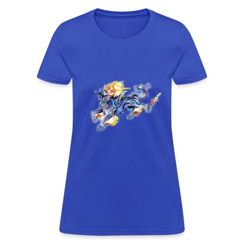 Phoenix Wolf - Women's T-Shirt