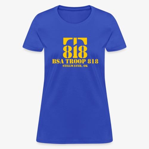 Yellow Logo - Women's T-Shirt