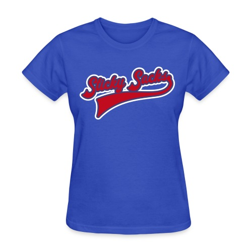 Sticky Sacks - Women's T-Shirt