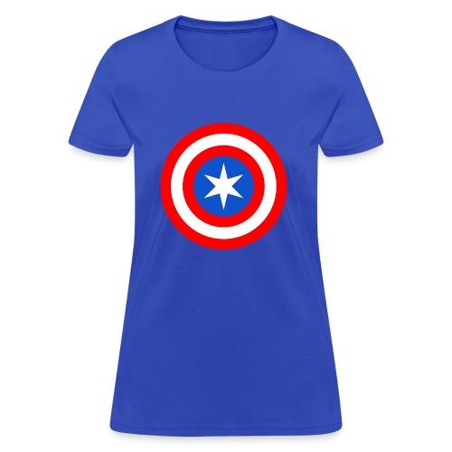 Captain Chicago - Women's T-Shirt