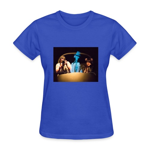 Haunted Mansion ghost - Women's T-Shirt