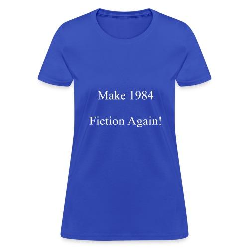 1984 Design - Women's T-Shirt