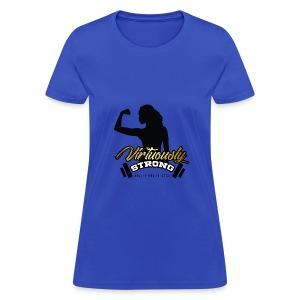 VS Logo - Women's T-Shirt