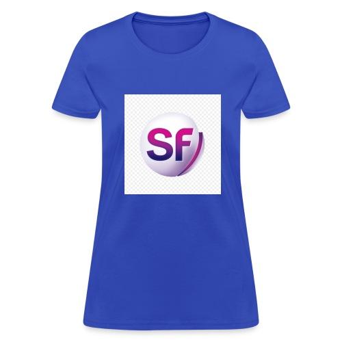 SF Logo - Women's T-Shirt