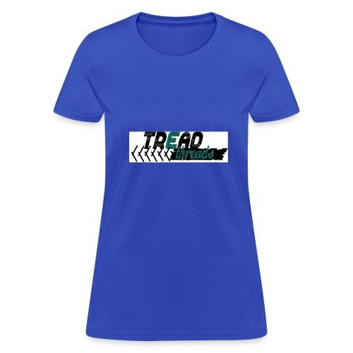 Tread Logo - Women's T-Shirt
