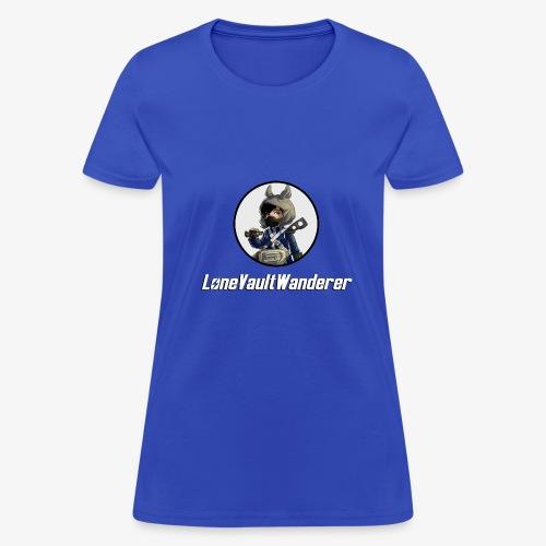 LoneVaultWanderer - Women's T-Shirt