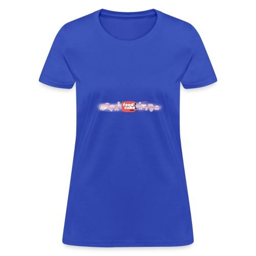 FoodTube Waves - Women's T-Shirt