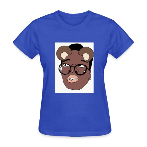 animated Me - Women's T-Shirt