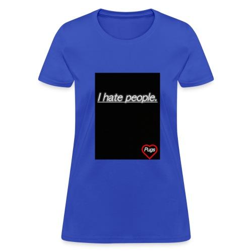 puglove - Women's T-Shirt