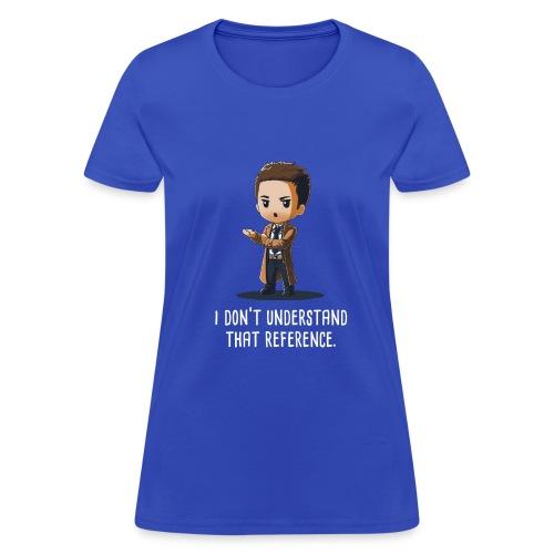 Castiel Supernatural - Women's T-Shirt