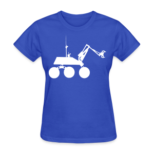 USST Rover White - Women's T-Shirt