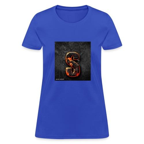 SLACKPLAYZMERCH - Women's T-Shirt