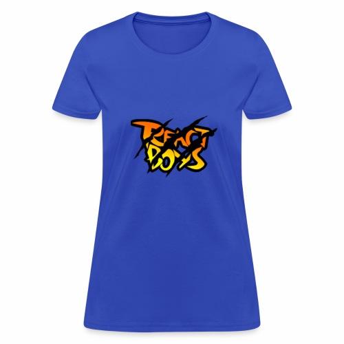 REACT BOYS/MarkZ - Women's T-Shirt