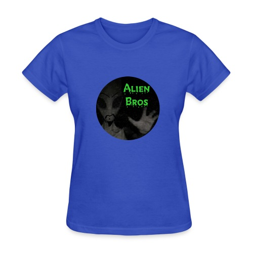 Alien Bros The Truth Is Out There! - Women's T-Shirt