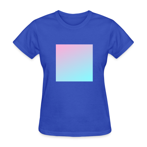 【gradient】 - Women's T-Shirt