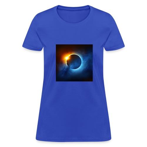 xoresi_xzor eclipse - Women's T-Shirt