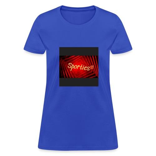 Sporties - Women's T-Shirt