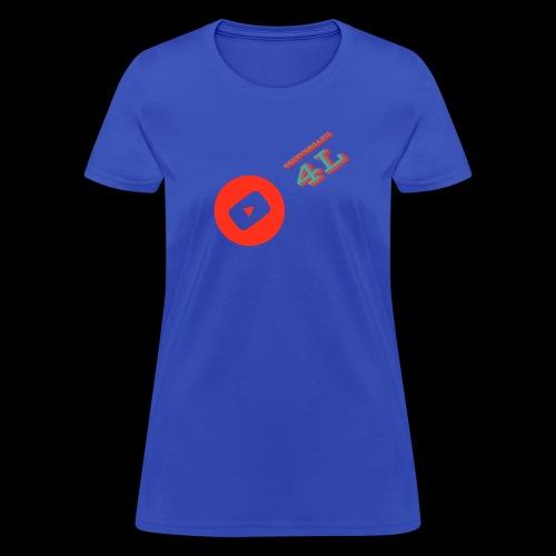 Sideways 4L - Women's T-Shirt