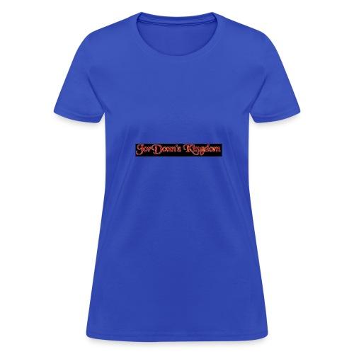 JorDonnskingdommerch - Women's T-Shirt