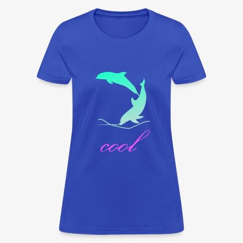 dolphen - Women's T-Shirt