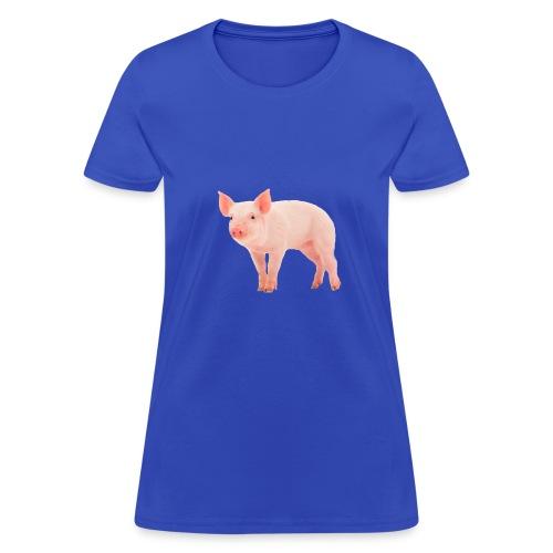 pig - Women's T-Shirt