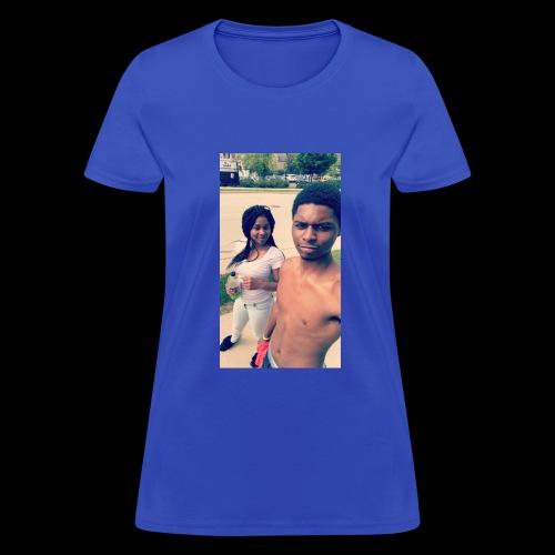 jaidynboyce - Women's T-Shirt