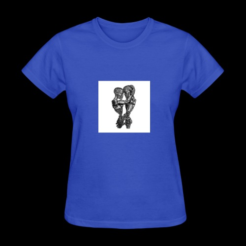 We were made for each other - Women's T-Shirt