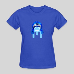 ALIENS WITH WIGS - #TeamMu - Women's T-Shirt
